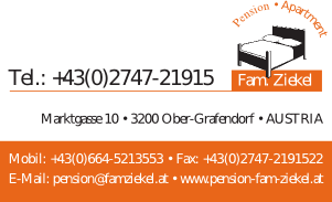 Pension Ziekel